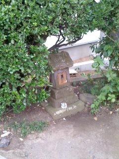 弁天堂(第一鎌倉踏切)。