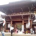 本日新嘗祭(寒川神社)。