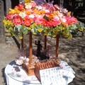 極楽寺の花まつり。