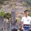 墓参り記念(8月12日)