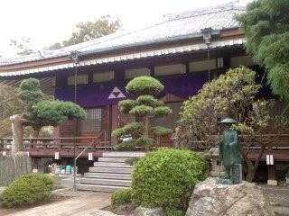 成福寺(9月26日、鎌倉市小袋谷)