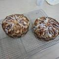 りんごのメープルパン(オリヴィエさん作)