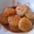 妻の芋餅(10月23日)