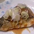 妻の鯖味噌煮(10月28日)