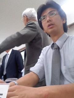 市民委員・角田晶生(10月30日)