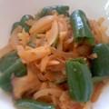 妻の野菜炒め(11月12日)