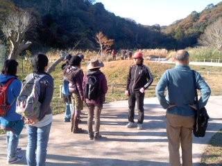 かまくら巡り(11月30日)