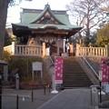 藤沢白旗神社(1月12日)