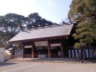 伊勢山皇太神宮(1月20日)