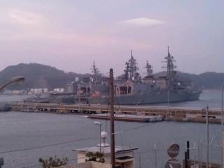 横須賀総監部2(2月3日)