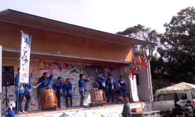 陸前高田・松原祭組(3月9日、3・11ALL鎌倉)