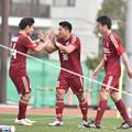 20160327 JFL流通経済大学ドラゴンズ龍ヶ崎 2-1 Honda FC