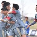 20160417 JFA 流通経済大学ドラゴンズ龍ヶ崎 1-0 ラインメール青森