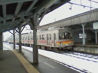 富山地方鉄道 立山線 寺田駅