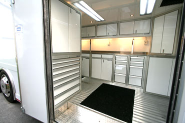 Trailer Cabinets