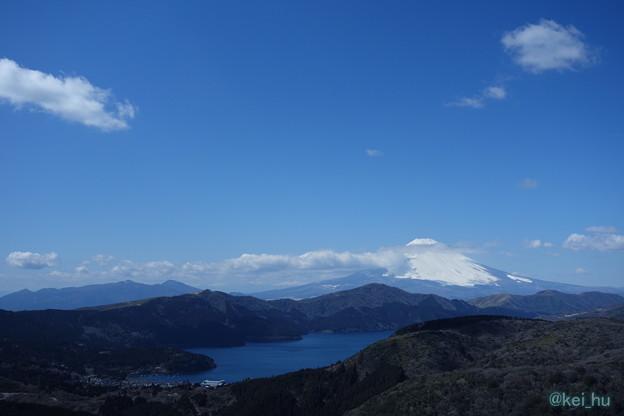 Photos: 青空の富士山