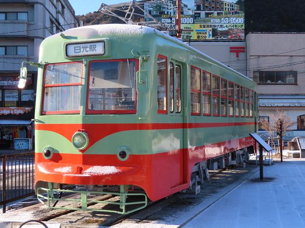 旧日光軌道電車(2)