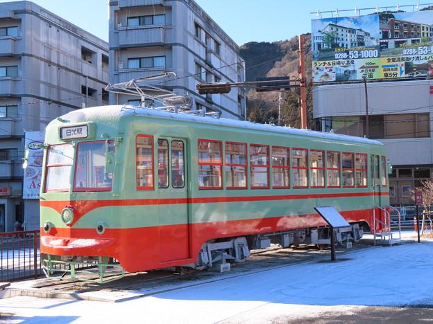 旧日光軌道電車(1)