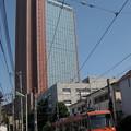 Photos: キャロットタワーと世田谷線
