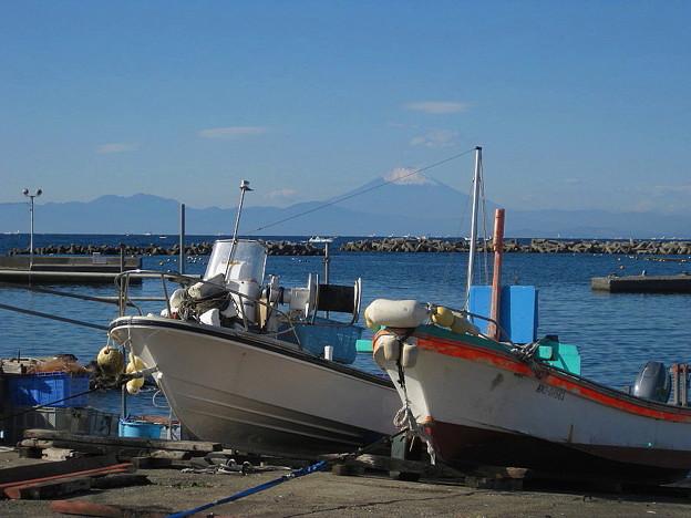 長井 漆山漁港