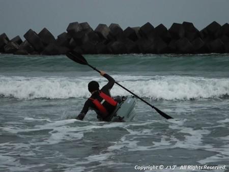 2014-03-01進水式&カヤックサーフィン (11)