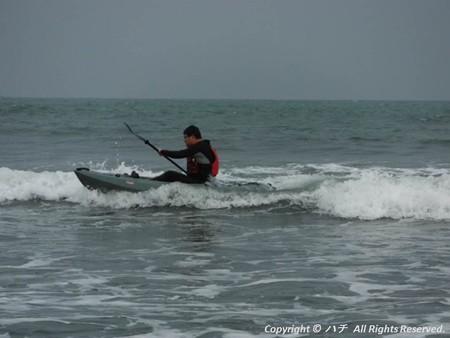 2014-03-01進水式&カヤックサーフィン (14)