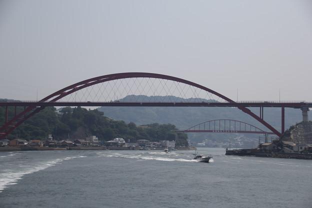 新旧音戸大橋