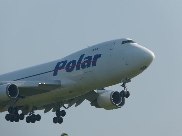 Photos: 747 ジャンボ 貨物機