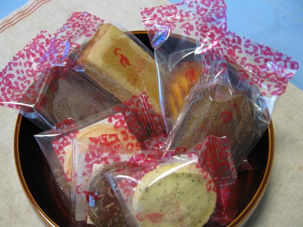 マダム・シンコの焼き菓子