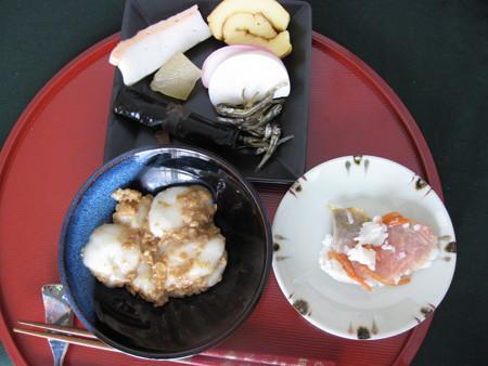 1月2日の昼ご飯