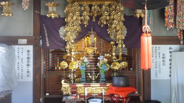 星井寺 虚空蔵堂。
