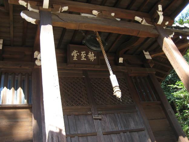 Photos: 目黒不動尊 (泰叡山 瀧泉寺) 勢至堂