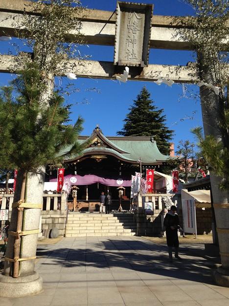 尾久八幡神社