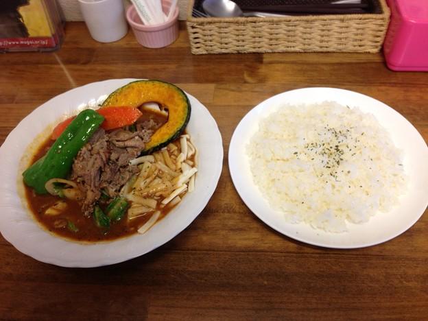スープカレー カムイ(神田須田町)
