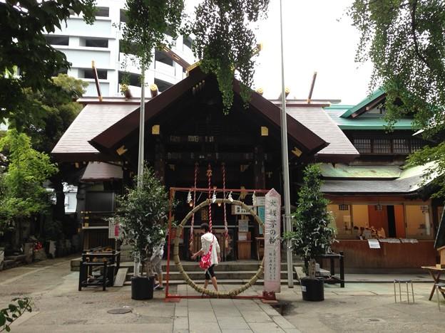 波除稲荷神社(中央区築地)