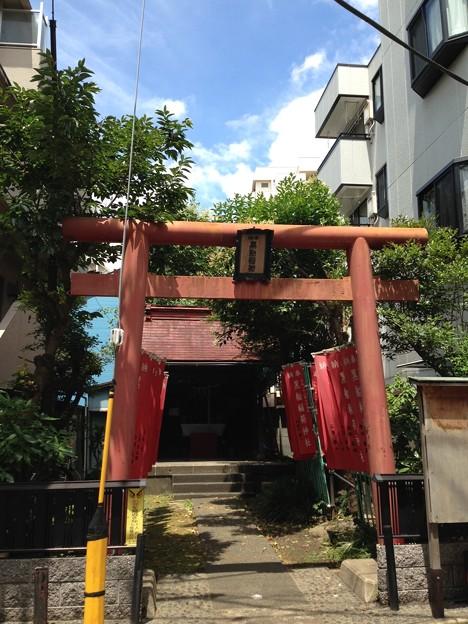 黒船稲荷神社(江東区牡丹)