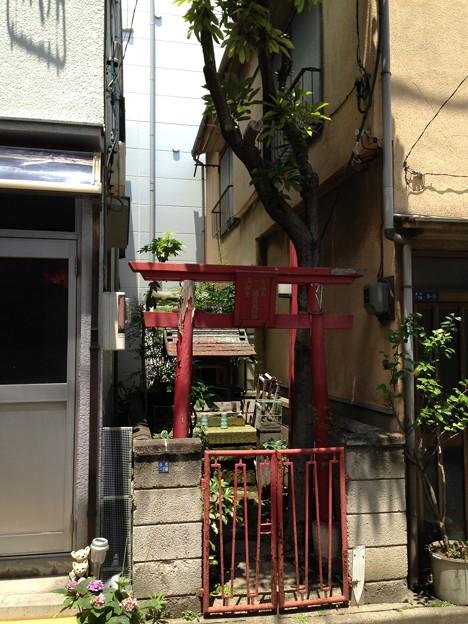 徳壽・船玉神社(江東区永代)
