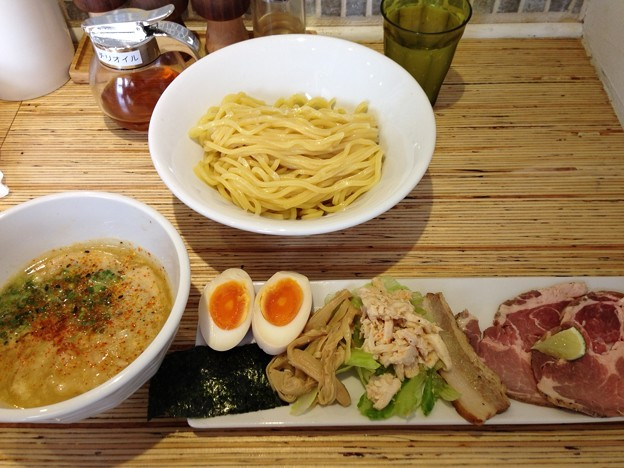 NOODLE STOCK 鶴おか(草加市栄)