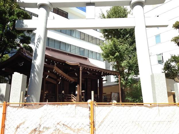 太田姫稲荷神社(神田駿河台)