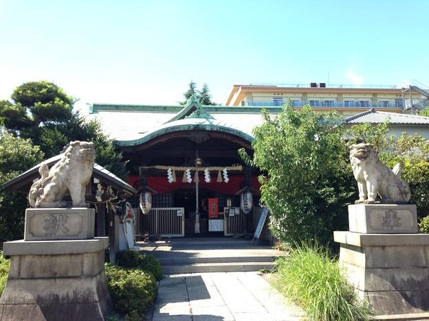 玉姫稲荷神社(台東区清川)