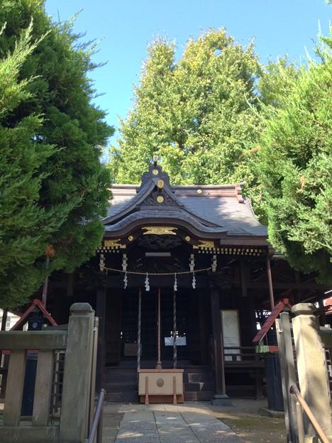 橋戸稲荷神社(千住橋戸町)1