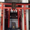 朝日稲荷神社(銀座3)