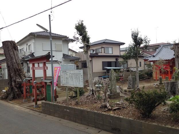 神野稲荷神社(鹿嶋市)