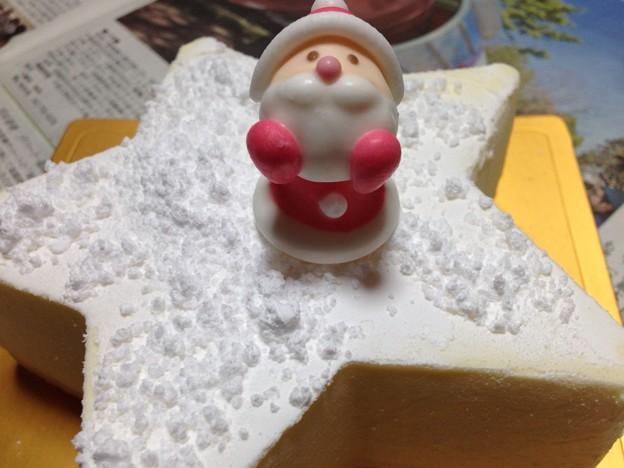 Photos: クリスマスケーキあっぷ。