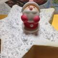 クリスマスケーキあっぷ。