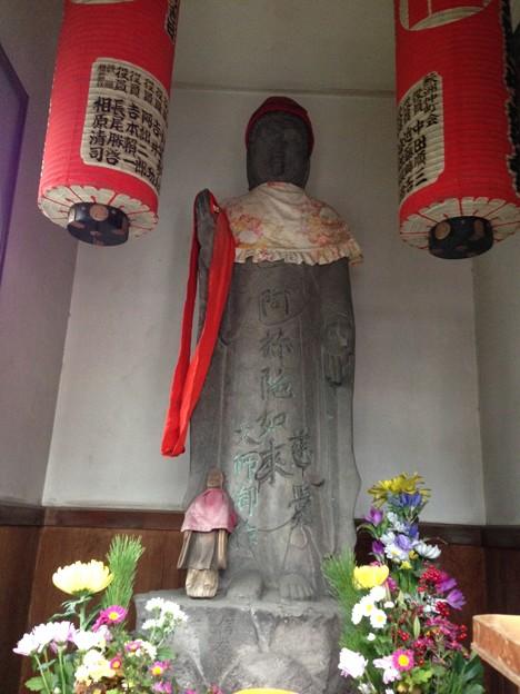 来福寺阿弥陀堂(東大井1丁目)