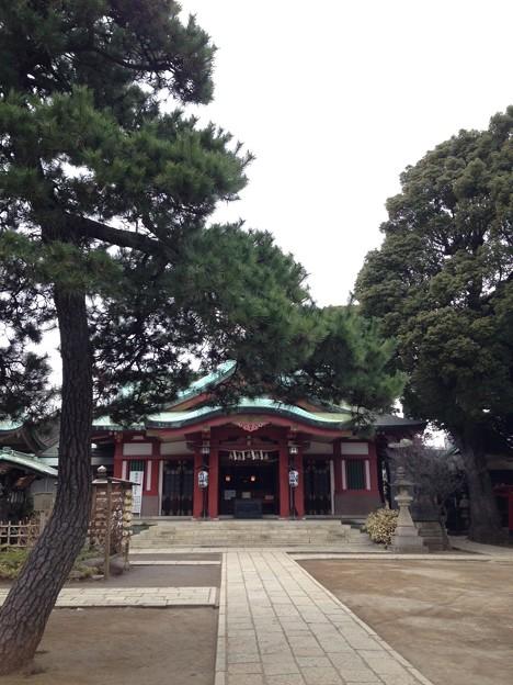 品川神社(北品川3丁目)