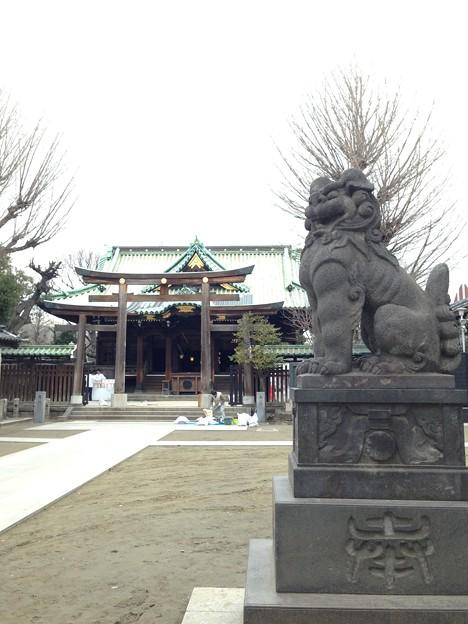 牛嶋神社(向島)