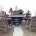 辻熊野神社(さいたま市南区)
