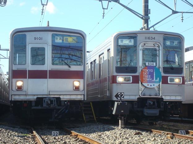 Photos: 2012年東上線ファミリーイベント 10